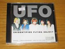 Unidentified Flying Object by UFO (CD, Jan-1998, Disky) NEW SEALED HARD ROCK CD