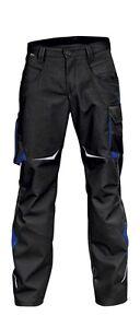 KUBLER-Bundhose-Pulsschlag-schwarz-blau-Arbeitshose-Handwerkerhose-Cordura-NEU