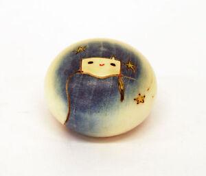 Usaburo-Kokeshi-Japanese-Wooden-Doll-132-Hoshi-ni-negai-wo-Wish-upon-a-star