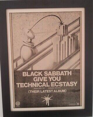 Ozzy Osbourne With a Shotgun at home 1976 Poster Black Sabbath