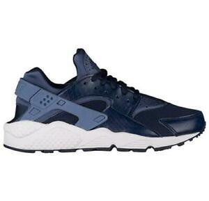Details about Nike Air Huarache Run Women's (Size 7) Blue / White 634835-408