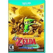 Legend of Zelda: The Wind Waker HD GameStop Exclusive (Nintendo Wii U, 2013)