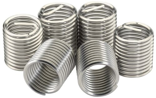 all lengths Fits Helicoil M16 x 1.5 V-Coil Wire Thread Repair Inserts 10PK
