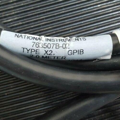 NATIONAL INSTRUMENTS 763507B-02 GPIB 2.0 Meter IN25S2