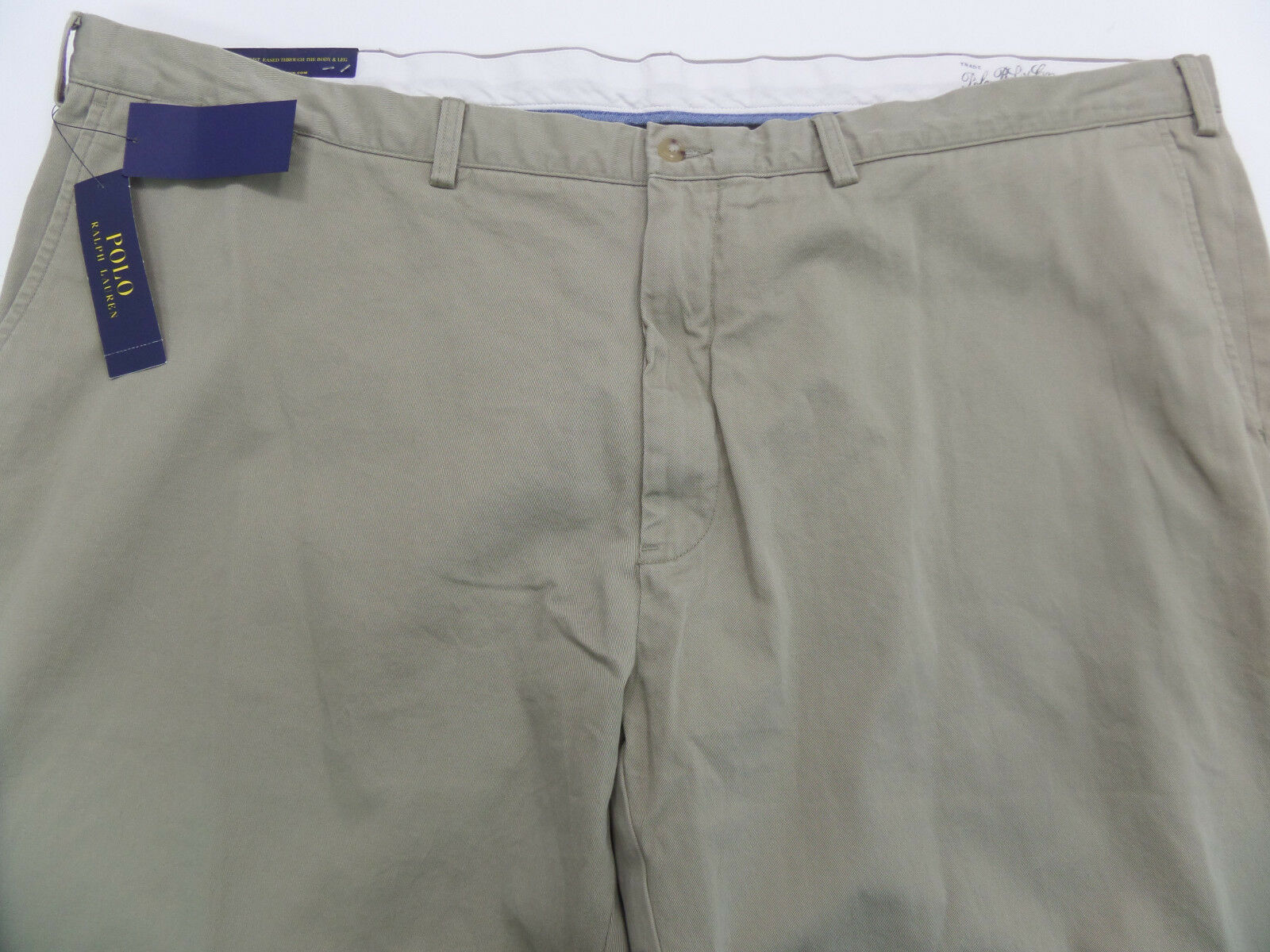 Polo Ralph Lauren Pants Khaki Classic Fit Men's Size 50 x 32