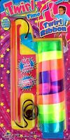 Baton Twirling Streamer For Kids Rainbow Colors 46 Adjustable Cord Wand