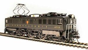 BROADWAY-LIMITED-4705-HO-SCALE-PRR-P5a-Boxcab-4713-Freight-Paragon3-Sound-DCC