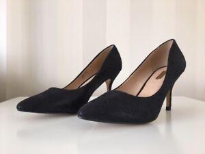 dorothy perkins black pumps