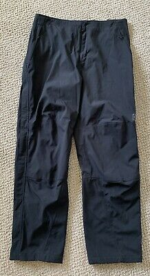 Mens REI Full Zip Waterproof Windproof Breathable Pants ...