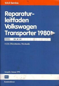 VW-Bus-T3-Reparaturleitfaden-Diesel-Motor-Mechanik