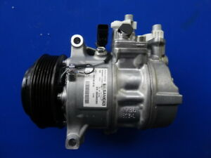 Klima Kompressor  Mercedes-Benz C-Klasse W205 A205 C 205 S205  SANDEN ORIGINAL