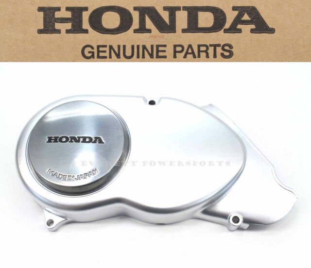 New Genuine Honda Left Engine Crankcase Alternator Cover 68-79 Z50 CT70 OEM #W41