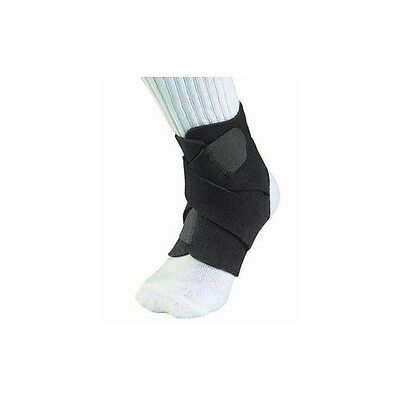 Mueller Sports Medicine Adjustable Ankle Support Brace - One Size - Black
