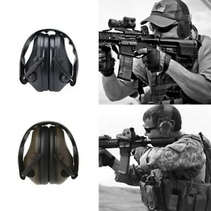 Noise-Canceling-Electronic-Ear-Muffs-Protection-Shooting-Hunting-Sport-Tactical