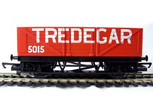 Hornby-RailRoad-R6370-Tredegar-Open-Wagon-LWB-00-Gauge