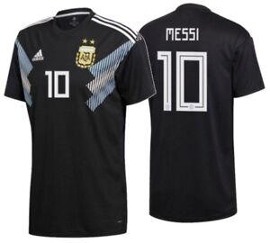 6203a96adf1a Image is loading ADIDAS-LIONEL-MESSI-ARGENTINA-AWAY-JERSEY-WORLD-CUP-