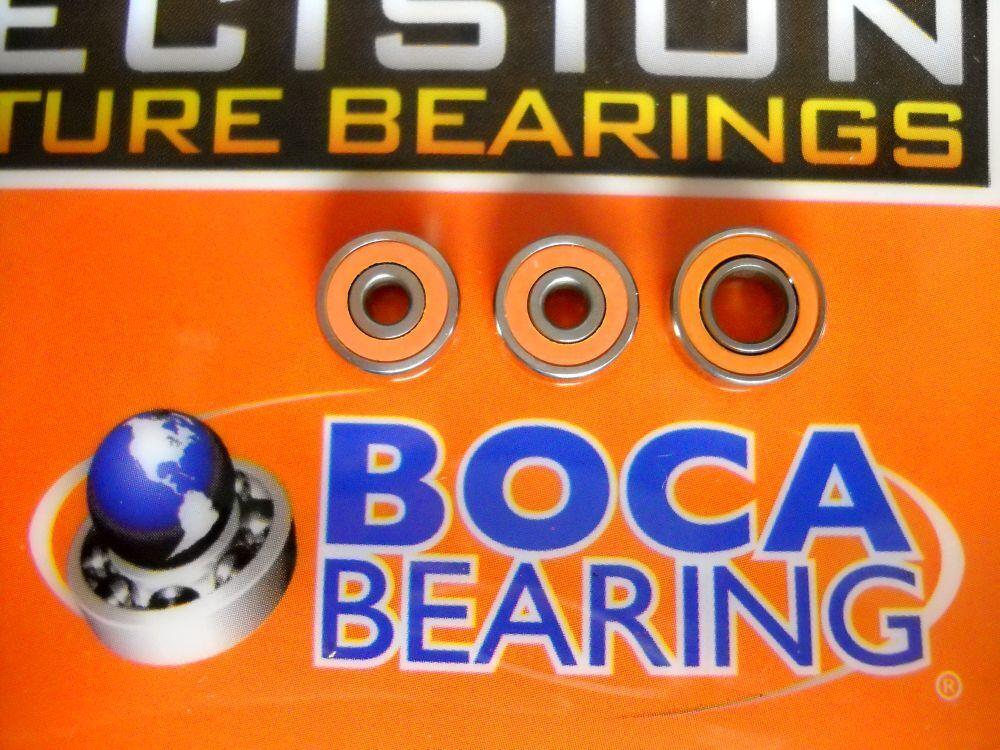 Boca orange Seal ABEC7 Bearings-Shimano Calcutta Conquest 300 - 400