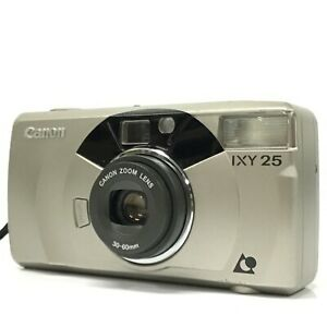 Canon IXY 25 APS Point & Shoot Film Camera from Japan - Exc- TK01J