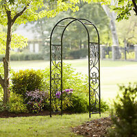 Decorative Garden Arbor And Arch Stainless Steel Durable Outdoor Patio Decor