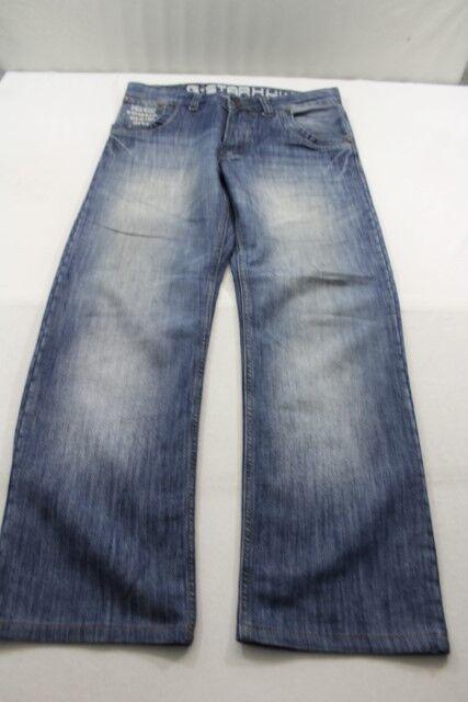 J6266 G-Star 3301 Jeans W32  Blau  Sehr Sehr Sehr gut | Online Shop  | Ausreichende Versorgung  | Exquisite Handwerkskunst  | Perfekte Verarbeitung  | Offizielle Webseite  ac6446