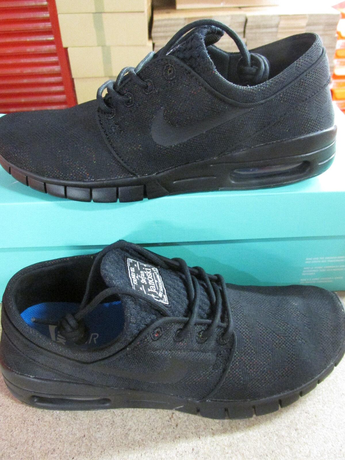 Nike sb stefan janoski max sonodiventate mens mens mens formatori 807497 004 scarpe, scarpe | Colore molto buono  | Scolaro/Ragazze Scarpa  8b89d8
