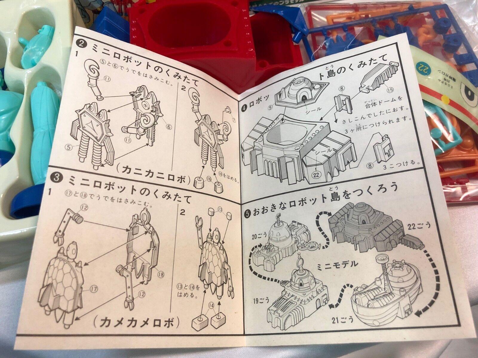 Figure Plastic Model Kit MAJIN MAJIN MAJIN GARON DEVIL DEMON GALLON Osamu Tezuka Aoshima jp 9453ac