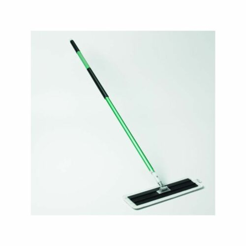 3M Easy Scrub Flat Mop with Pad Holder, Green, 16
