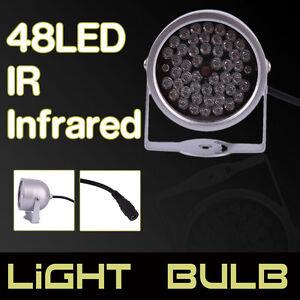 Lot2 48 LED Illuminator IR Infrared Night Vision Light Lamp For CCTV Camera