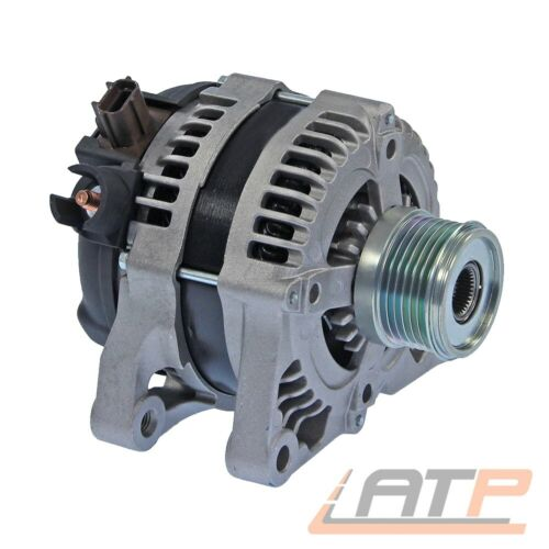 ALTERNATORE Generatore 150-a per FORD FUSION 1.6 TDCi KUGA 1 2.0 TDCi BJ 08-12