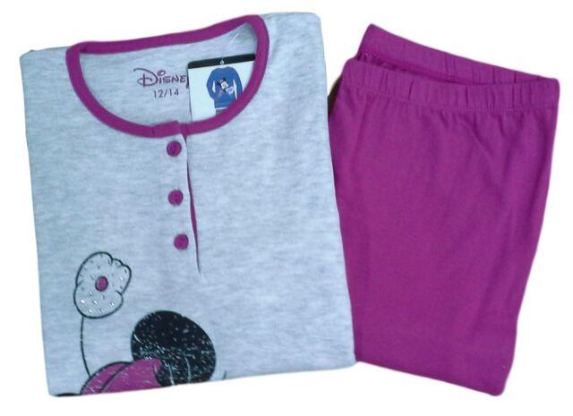 6e2c49bf245a Pajamas Bimba. Maxi Blouse Ml Leggings. Hot Cotton. Disney Minnie ...