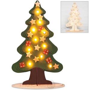 Weihnachtsbaum Ab Wann.Details Zu Weihnachtsbaum 3d Holz Steckbausatz Bausatz Kinder Bastelset Ab 6 Jahren