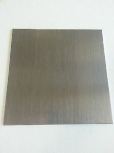 "1//8/"" .125 Thick Aluminum Sheet 5052 H32-9/"" x 12/"""