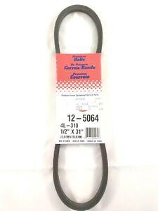 """PREMIUM ROTARY V BELT 1//2 X 31/"""" 12-5064 4L310"""