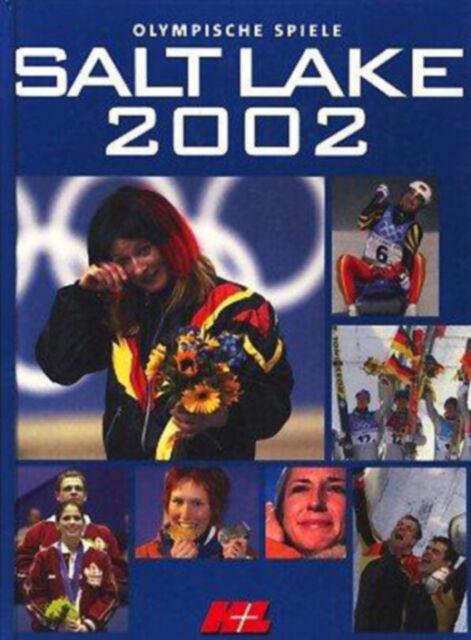 Winterolympiade Salt Lake City 2002 DSV Sportverlag