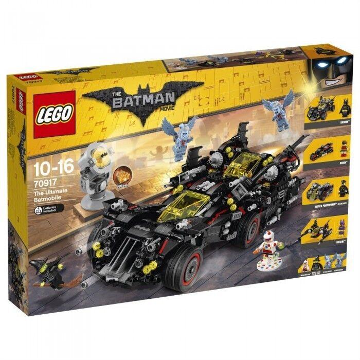 LEGO  The Ultimate  BATMOBILE  costruzione  risparmia il 35% - 70% di sconto