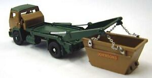 Leyland-Freighter-Skip-Lorry-G170-UNPAINTED-OO-Scale-Langley-Models-Kit-1-76