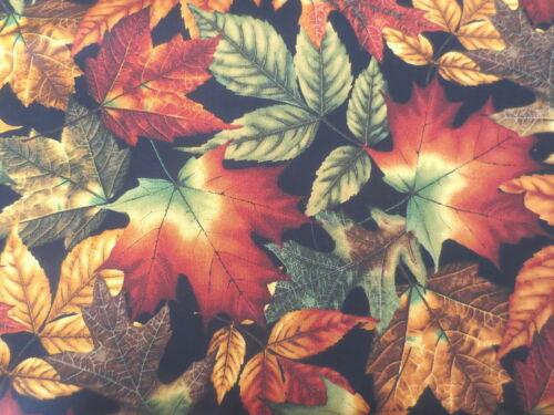 Bienvenido cosecha hojas de otoño Henry Glass 8518-99