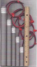25 WATT 120 VOLT HEATUBE CONDENSATION MOISTURE CORROSION WET DAMP DAIRY HEATER