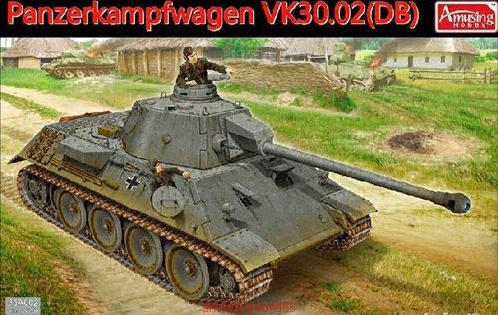 Amusing Hobby 35A002 1 35 Panzerkampfwagen VK3002(DB)