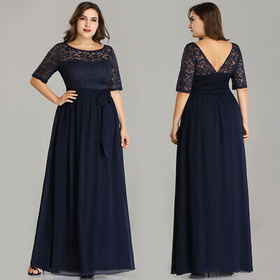 Ever-pretty US Formal Mother of the Bride Dresses Lace ...