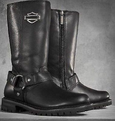 Grandes zapatos con descuento Harley Davidson New Ladies Lily 11.5