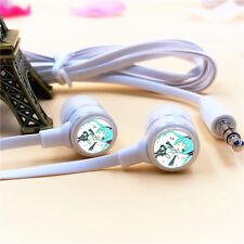 Anime Hatsune Miku Stereo In-Ear Earphone Headphone For MP3 Phone PC Music Gift
