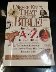 Used-034-I-never-knew-that-was-in-the-Bible-034-study-book-catalog