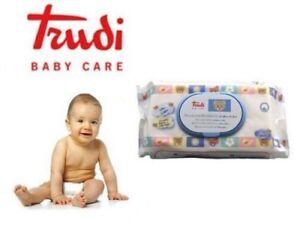 TRUDI-BABY-CARE-OFFERTA-PACK-12X-Salviettine-Detergenti-864-SALVIETTE-TRUDY