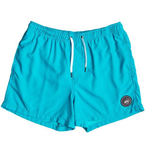 "Atomic Blue BNWT Quiksilver NEW Men/'s Everyday 15/"" Swim Shorts"