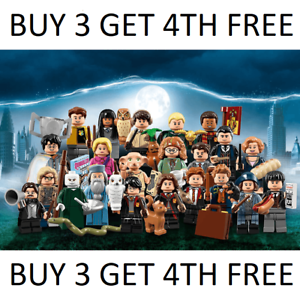 GENUINE-LEGO-HARRY-POTTER-FANTASTIC-BEASTS-MINIFIGURES-71022-PICK-CHOOSE-FIGURE