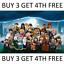 Genuine-LEGO-HARRY-POTTER-fantastico-BESTIE-MINIFIGURES-71022-seleziona-Scegli-la-figura miniatura 1
