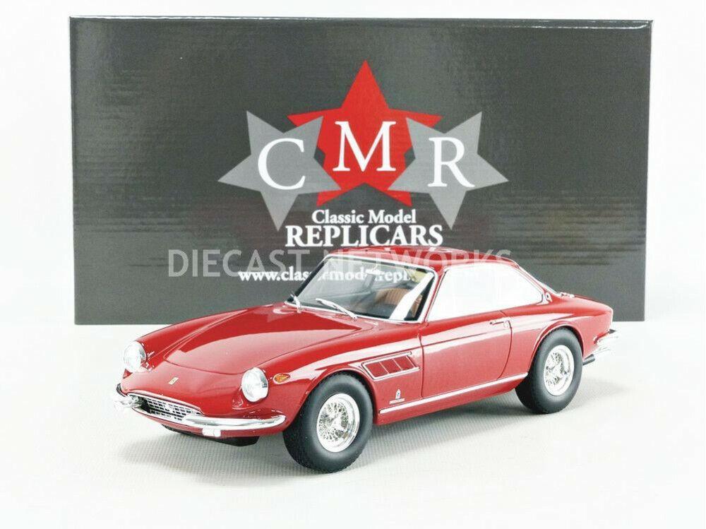 Cmr 1960 Ferrari 330 GTC Couleur Rouge en 1 18 Echelle