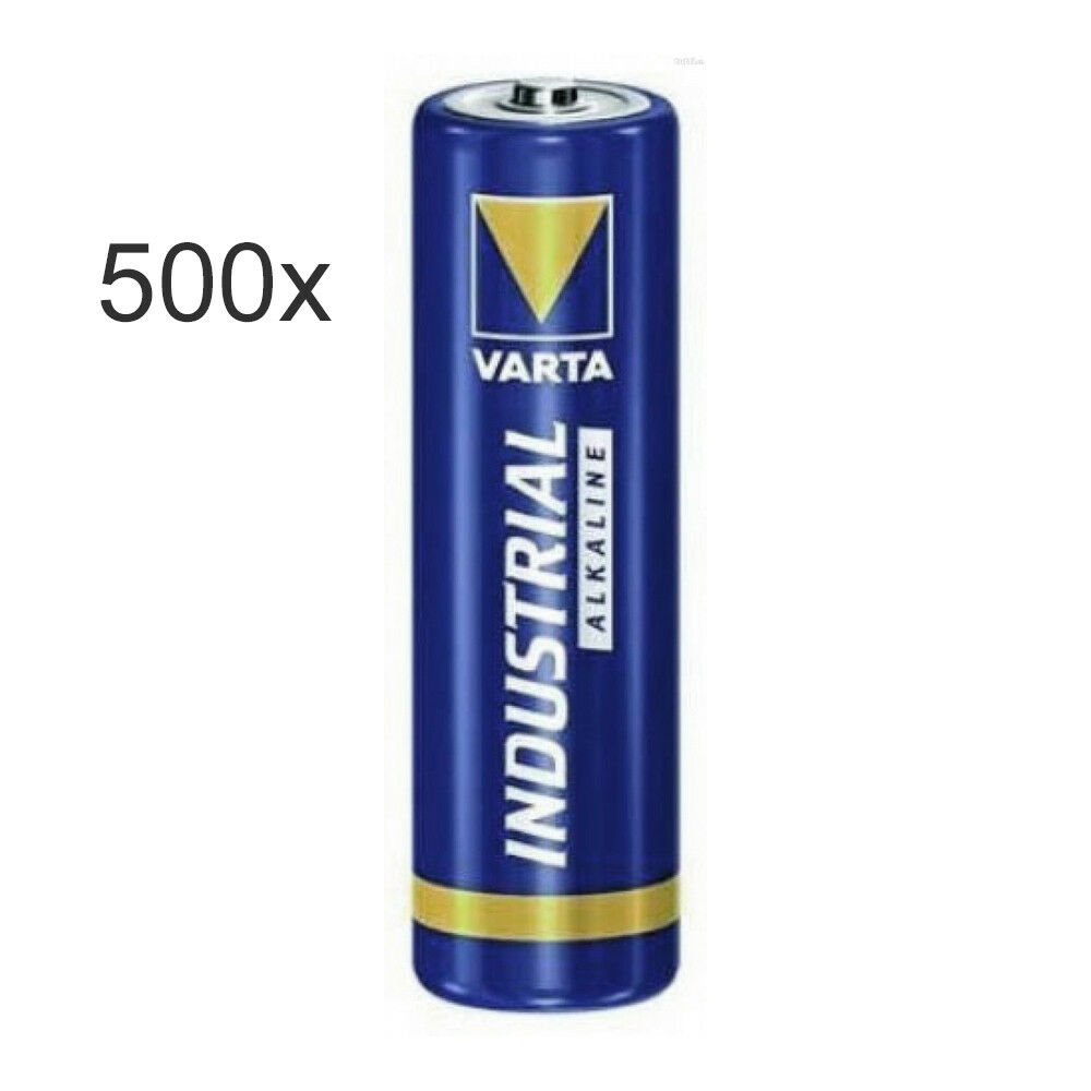 Varta Industrial Mignon AA Batterie 4006 500 Stk. OEM (1 VPE)