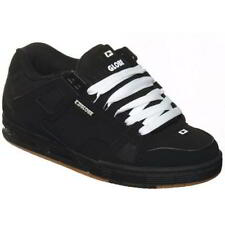 7e2fa64dada SUPRA Atom Black Gum Mens Leather Skate Trainers Shoes BOOTS 7 UK 41 ...